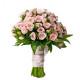 стоимость букета невесты из роз